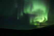 Волшебство полярной ночи.