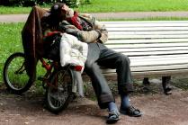 Как велосипед стал домом