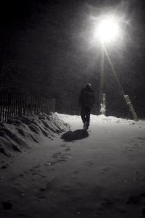 Декабрьская метель в Колодозере