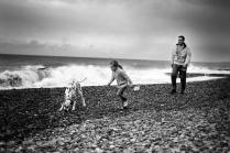 Пляж как сцена
