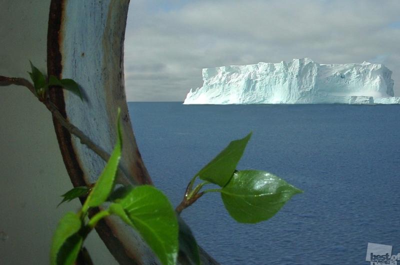 Весна в Арктике