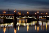 Санкт-Петербург. Троицкий мост