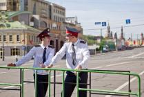 Московская милиция.