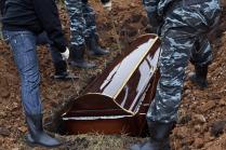 похороны папы