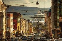 Город и порт