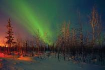Волшебные краски Севера