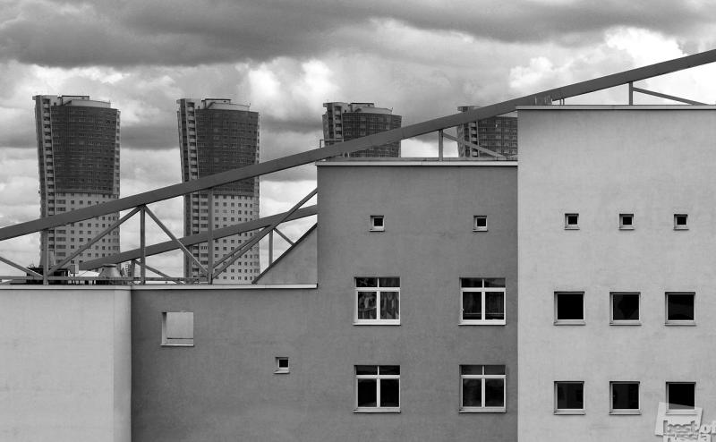 Геометрия города
