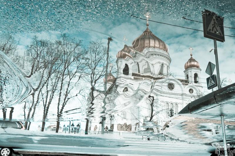 Московские отражения