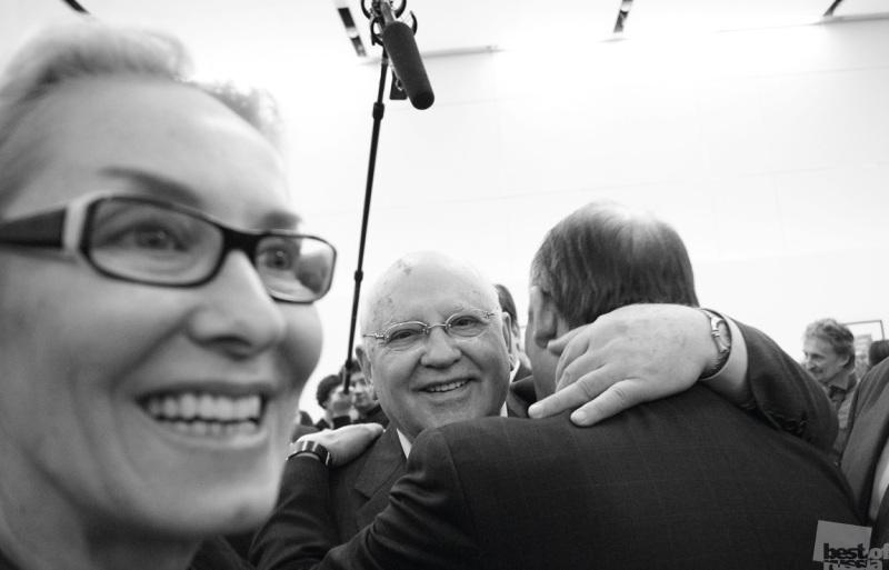 Михаил Горбачев. Юбилейная эйфория
