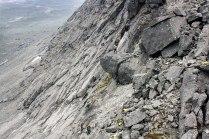 В горах не надежны ни камень, ни лед, ни скала