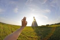 Мир тебе, солнечная пирамида