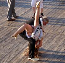 Танцевальный пируэт