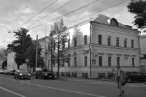 Старая Москва. Большая Ордынка.