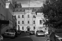 Старая Москва. Кадашевский переулок.