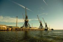 Нарьян-Марский порт
