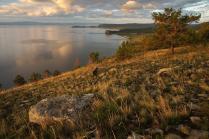 Рассвет на Малом море
