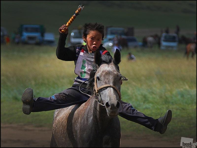 Потомок Чингисхана