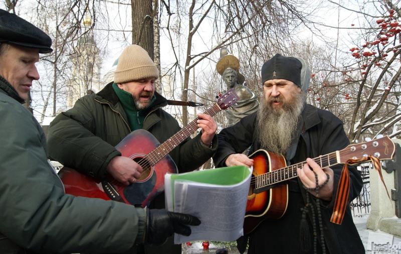 Песни для Володи