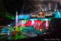 Петергоф. праздник фонтанов
