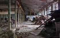Заброшенный фарфоровый завод