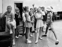 Маленькие танцовщицы Дега
