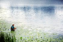 Половинка рыбака