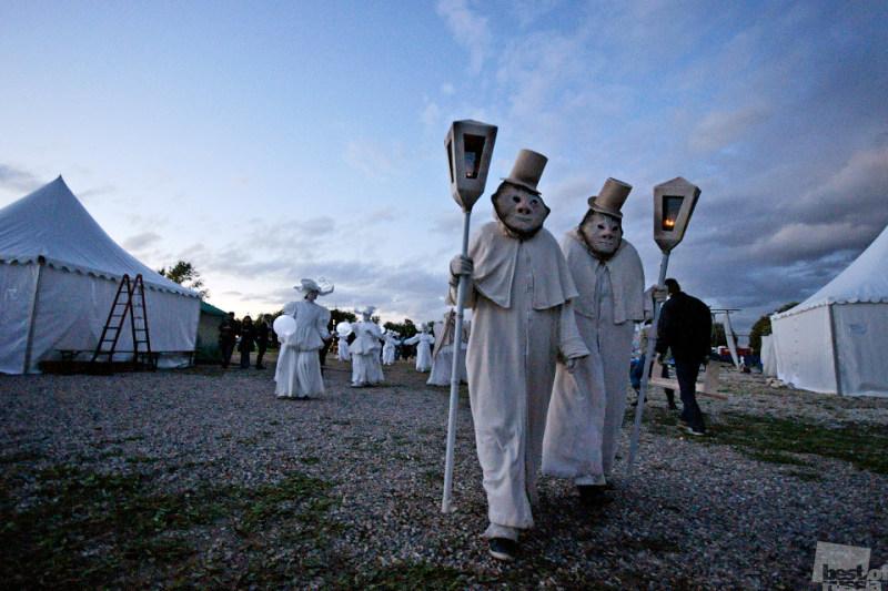 Белый карнавал
