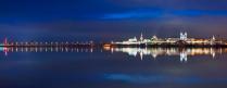 Казанский Кремль на рассвете