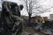 Ленин и Самсон