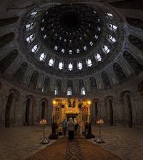 Новый Иерусалим, Воскресенский собор, часовня Гроба Господня