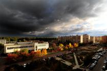 Осенняя Дубна