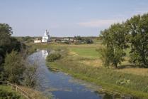 На реке Каменка