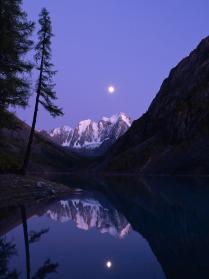 ....Лунный вечер...