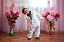 Портрет цыганского ребенка