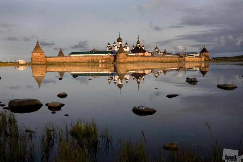 Соловецкий монастырь2
