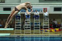 Кубок Москвы по прыжкам в воду.