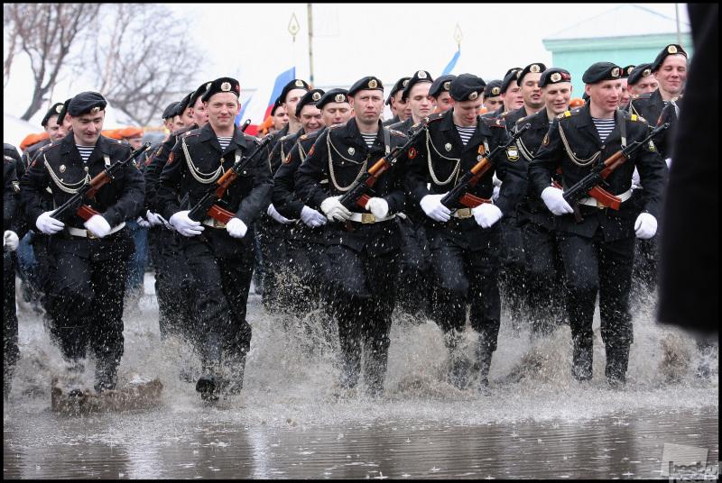 9мая 2009. морская пехота