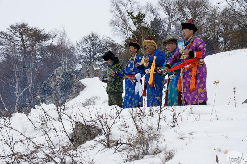 шаманы Усть-Баргузина