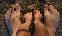 Знакомство с песком