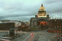 Исаакиевская площадь.