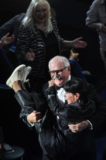 Михалков  и Чаплин