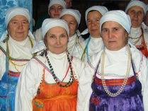 Чувашские бабушки.