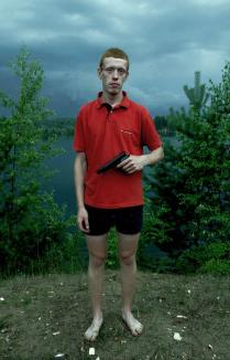 Мальчик в красном