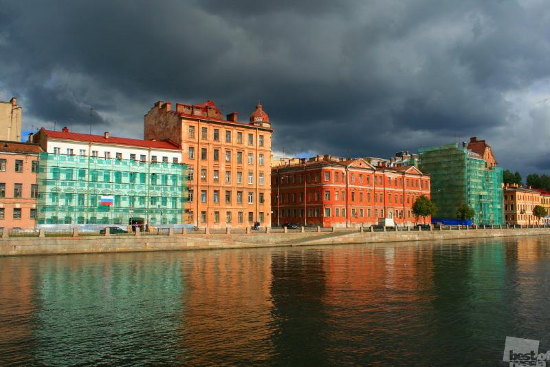 Венецианский Петербург