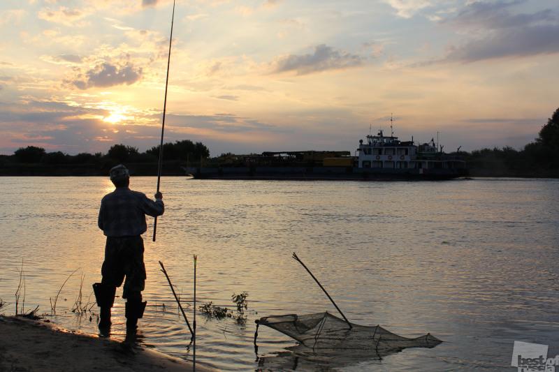 река ока рыбалка без границ