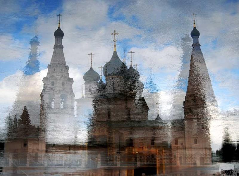 Церковь-призрак