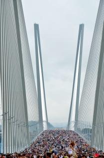 Открытие главного символа города Владивостока