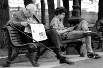Поколения читателей