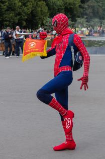 Человек-паук-пионер