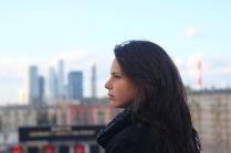 Вдыхая город